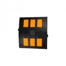 60 cm kauçuk hız kesici (6 Reflektörlü) UT 9000