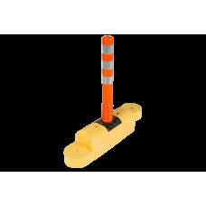 90 cm Şerit Ayırıcılar - Yüksek Model - 75 cm Delinatörlü  UT 2411