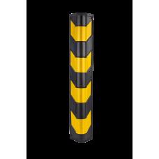 Otopark Kolon Köşe Koruyucu Reflektifli Oval Tip UT 7007